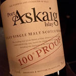 Port Askaig Islay 100 Proof(BarAlt)