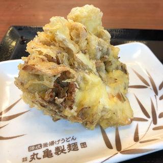 まいたけ天(丸亀製麺 熊取店 )