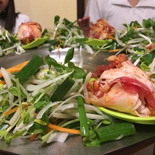 イベリコ豚鍋(旨家どんぐり )