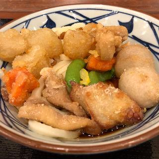 揚げだしうどん(丸亀製麺 伊丹南町店 )