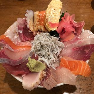 海鮮丼(神東寿司 )