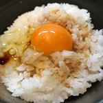名古屋コーチンの卵かけごはん