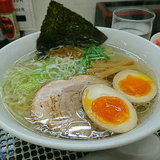黄金塩ラーメン(えんや )