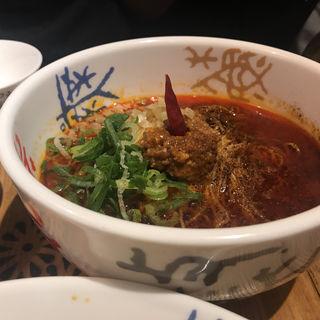 鬼・担々麺(香家 目黒東口店 (コーヤ))