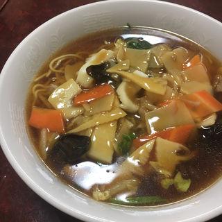 広東麺(燕慶園 (エンケイエン))