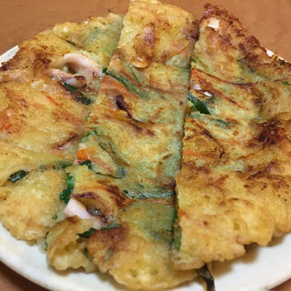 海鮮チヂミ(プッコチ )