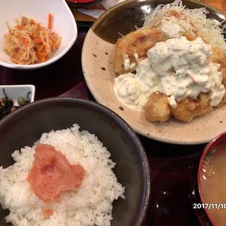 チキン南蛮定食(やまや 東陽町店 )