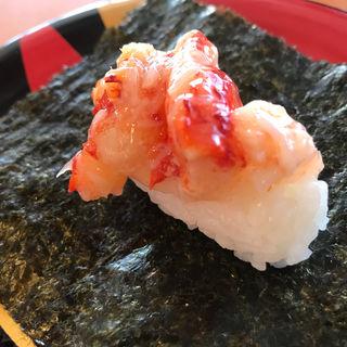 花咲蟹のっけ盛り(かっぱ寿司 西京極店 )
