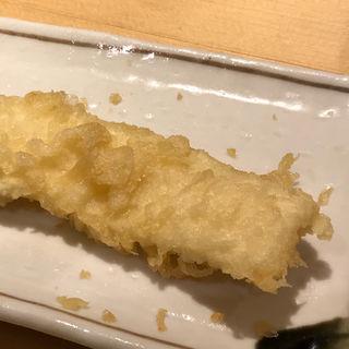 いか天(揚げたて天ぷら定食 まきの 難波千日前店)