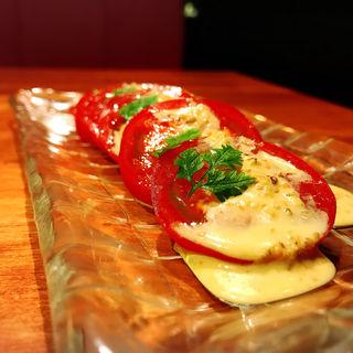 冷やしトマト(代官山 焼肉かねこ )