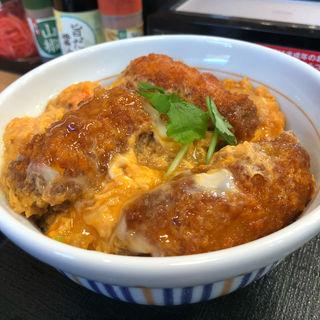 牡蠣とじ丼(なか卯 りんくう松原店 )
