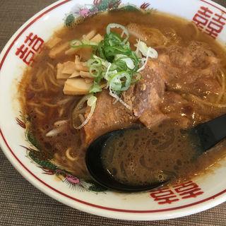 ラーメン(らーめん屋 徳島 )