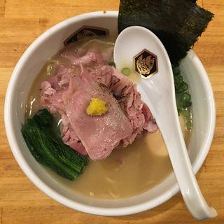 特製濃厚真鯛らーめん(真鯛らーめん 麺魚 )