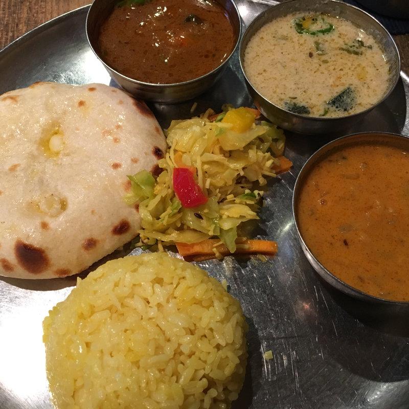 ランチにディナーにインドカレーはいつでも美味しい!八丁堀のインドカレー9選!