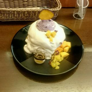 おいもちゃんパンケーキ(茶香 (チャカ))