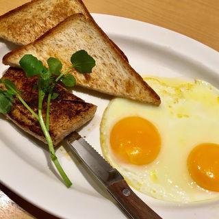 アヒステーキ&エッグス(Eggs 'n Things 神戸ハーバーランド店)