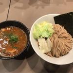 海老肉つけ麺
