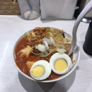 半蒙古丼(蒙古タンメン中本 東池袋 )