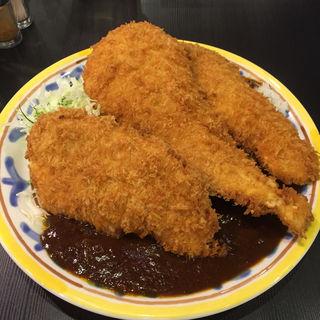 チキンカツカレー(キッチン ニューほしの )