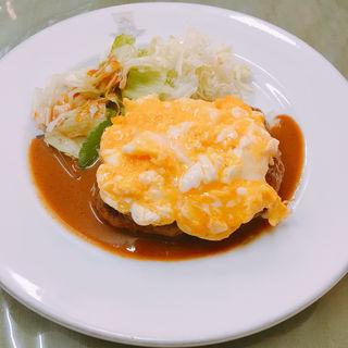 ハンバーグライス(洋食入舟 (ヨウショクイリフネ))