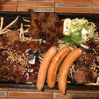 焼き肉祭り盛り(龍の巣 博多中州店 )