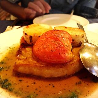 白金豚のビネガーソース(ボン・ムッシュ )