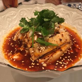 四川名物 よだれ鶏(飄香 麻布十番本店 (ラオシセン ピャオシャン))