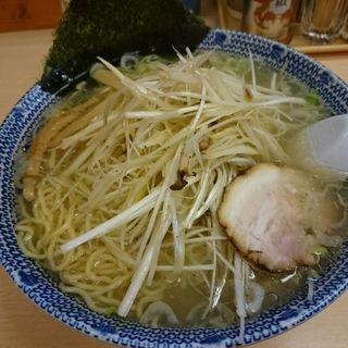塩らーめん + ねぎ(麺家大勝軒 葛西店 )