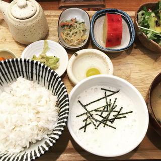 麦とろランチ(mus (ムス))