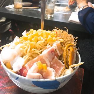 もん吉スペシャルもんじゃ(もん吉)