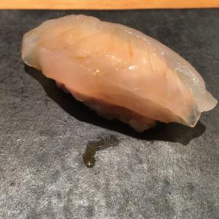 カワハギ(握り)(喜邑 (㐂邑))