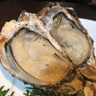 特選焼きガキ(牡蠣屋)