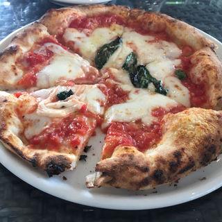 マルゲリータ(ピッツェリア ブル (Pizzeria blu))