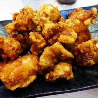 自家製 若鶏の唐揚げ(魚介別館 のみすけ)