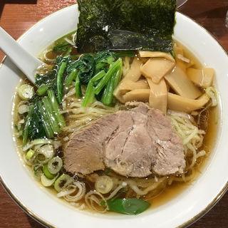 らぁめん(小)(らぁめん 蔵持)