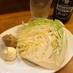豚味噌キャベツ