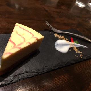 低糖質チーズケーキ(低糖質食専門店 ローカーボキッチン 然)