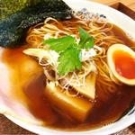 京都のもち豚 鯖ラーメン
