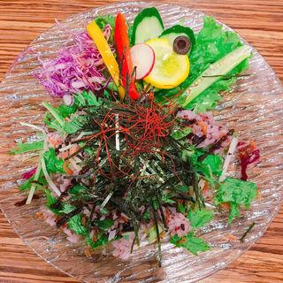 干し海老のエスニックライス(ara's cafe)