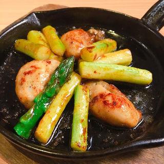 かきバター(串カツ とんかつ jiro)