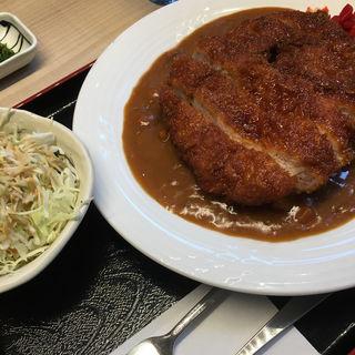 ソースかつカレー(明治亭 軽井沢店 )