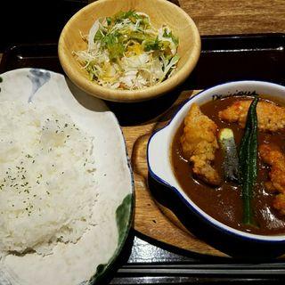 スパイシーカレー(大衆居食家 しょうき 西新店 )