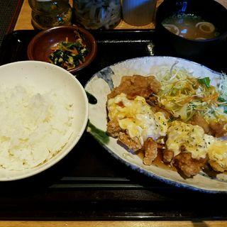 チキン南蛮ランチ(大衆居食家 しょうき 西新店 )