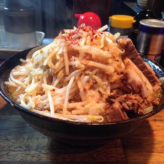 煮干し豚骨ラーメン(幻の中華そば加藤屋 四条にぼ次朗 )