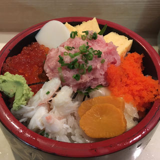 ミックス丼(すし処 築地 明石町店 )