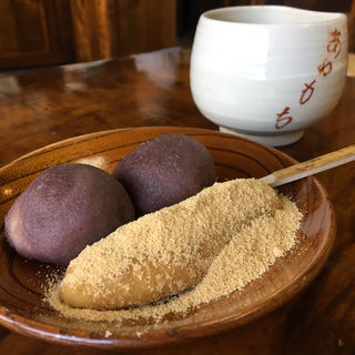 紅梅(粟餅所・澤屋 (あわもちどころ・さわや))