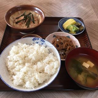 天然とろ定食(丸源食堂 )