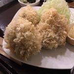 霧降り高原豚シャ豚ブリアン(180g)かつ定食