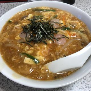 酸辣湯麺(中華料理ニイハオ )