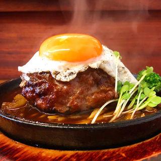 イノッチ特製デミ玉ハンバーグ(洋食イノッチ)